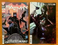 BATMAN 94 2020 Main Cover + Francesco Mattina Variant Set DC NM