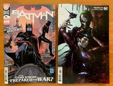 Batman 94 2020 Main Cover + Francesco Mattina Variant Set Dc Nm