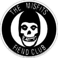 The Misfits - Fiend Club - Sticker