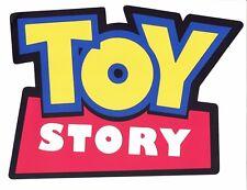 "10""X7"" Cricut layered TOY STORY SIGN logo Disney Pixar birthday banner"