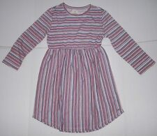 Girl's O'NEILL LONG SLEEVE BEACH DRESS PINK L LARGE (12) SURFER BACK TO SCHOOL