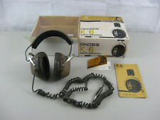 Vintage Koss K6 Over Ear Headphones-Tested