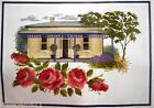 ROSE COTTAGE - Counted Cross Stitch KIT (New from DMC)