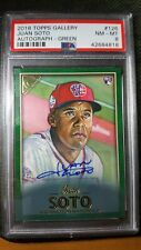 Juan Soto Rookie Autograph # 27/99 Topps Gallery