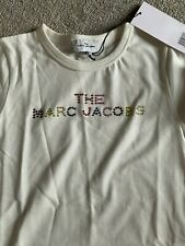 The Marc Jacobs BRAND NEW WITH TAGS girl's long sleeve T-shirt, size 5 Years