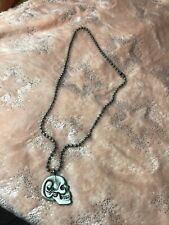*Extremely Rare* Tool Alex Grey Skull Fetus Necklace Original from 2006 show