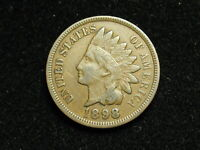 NEW INVENTORY 1898 INDIAN HEAD CENT PENNY FULL LIBERTY * COLLECTIBLE COIN #64i