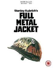 * FULL METAL JACKET ( 1987 STANLEY KUBRICK ) HMV PREMIUM COLLECTION BLURAY / DVD