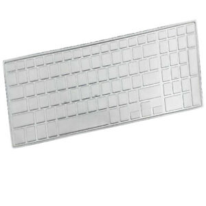 Clear TPU Keyboard Skin Cover Protector Film For Dell CR 15.6inch Laptop