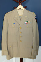 WW2 U.S. Army Officer's (Major) Japanese (Tokyo) Made Khaki Officer Uniform