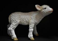 Large Lamb Resin Ornament