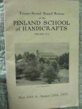 Penland School of Handicrafts (1951)