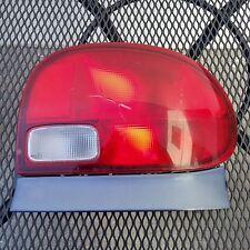 95-01 Chevy Geo Metro / Pontiac Firefly Right Passenger Taillight OEM