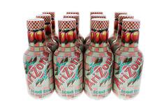 Arizona Drink - Iced tea with Pea pack of 6 X 500ml