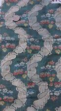 Textiles du XIXe siècle dentelles