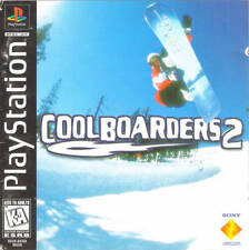 Cool Boarders 2 - PS1 PS2 Complete Playstation Game