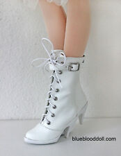 1/3 bjd SD13/16 EID SID girl doll white high-heel boots dollfie dream ship US