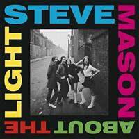 STEVE MASON - ABOUT THE LIGHT [CD]