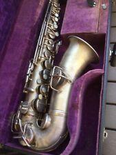 Vintage  Conn New Wonder Series I alt saxophon