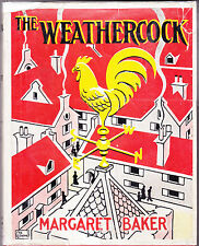 Margaret Baker - Weathercock - 1st/1st 1942 - Original Gale Thomas Dustwrapper