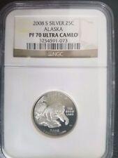2009-S  Puerto Rico Silver Territory Washington Quarter PCGS PF70 Regular Label