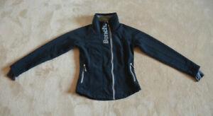 BENCH Damen Softshell Herbst Jacke Jacket Blazer Parka Gr. S M 36 38 schwarz