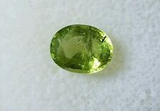 100% Natural Peridot 1.47ct  unheated & untreated *US-Seller*  free shipping