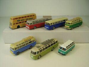 Sammlung DDR Modell Autos / Buse Espewe ua.