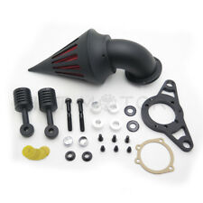 Air Cleaner Kits For Harley Low Rider Touring Road King Electra Softail Black
