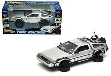 Retour vers le Futur 2 DeLorean LK Coupe 1981 1/24 métal Fly Wheel BTTF II 24417