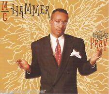 MC HAMMER - Pray (UK 3 Track CD Single)
