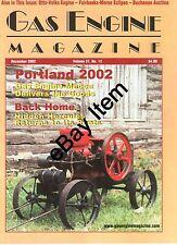 Two Cylinder motor oiling, Reid Company, Hercules Model E Engine, Otto-Langen