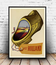 Holland : advertising Poster reproduction