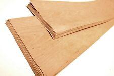 6 x ERLE FURNIER Edelholz Design Holz Wand Schreiner Schrank DIY Starkfurnier
