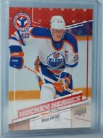 2017 Upper Deck National Hockey Card Day #CAN15 Wayne Gretzky Oilers