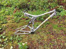 GT Bicycles i-Drive iDrive 1.0 MTB Frame L XL Fox Float RC Early 2000s