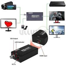 1080P Mini 3G HDMI to SDI Converter Adapter BNC SDI/HD-SDI/3G-SDI Adapter US