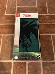 PowerA The Legend Of Zelda Protection Kit Case Nintendo Switch NEW FREE SHIPPING