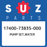17400-73835-000 Suzuki Pump set,water 1740073835000, New Genuine OEM Part