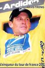 LANCE ARMSTRONG Team USPS Cyclisme cycling US champion winner TOUR DE FRANCE