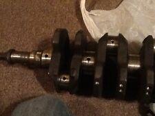 H22a4 10/10 crankshaft and H beam rods.    Rare jdm h22 h22a1 h22a4  type r