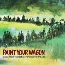 Paint Your Wagon - Original Sound Track (NEW CD)