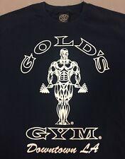 Vintage Gold's Gym T Shirt Size L Downtown LA