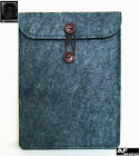 EB30 Envelope Woolen Felt Sleeve Pouch Hand Bag Case Cover for 7