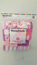 Garanimals 10-Pack Toddler Girls' Briefs Size 2T/3T