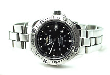 Breitling Colt 500m Automatic Black Dial A17350 38mm Stainless Wristwatch 2824-2