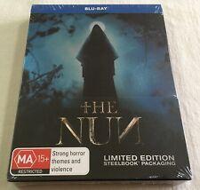 The Nun Damian Bichir Steelbook Case Blu-ray Disc Sirh70