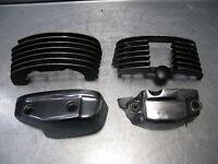 Honda VT1100C VT1100 VT 1100 Shadow 1998 98 Rear Head Covers Caps Rocker Valve