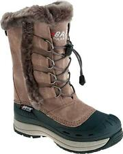 WOMEN BROWN TAUPE BAFFIN CHLOE INSULATED WATERPROOF WINTER SNOW BOOTS SZ 7