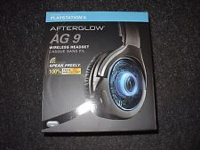 Afterglow - AG 9 Wireless Stereo Sound Over-the-Ear Gaming Headset for PlaySt...
